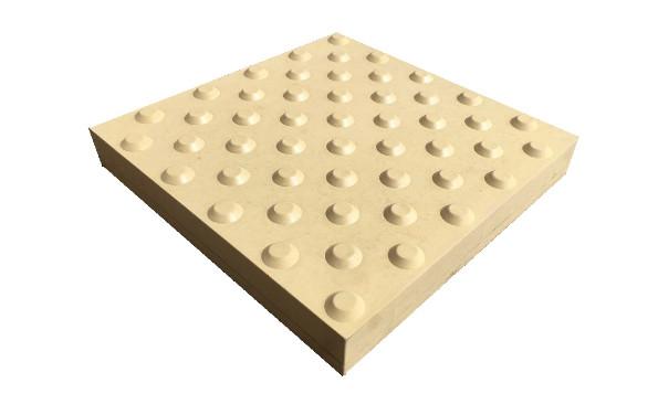 Тактильная плитка конусный риф шахматный порядок
