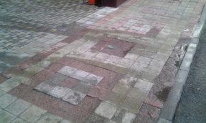 Разрушенная-прессованная-плитка